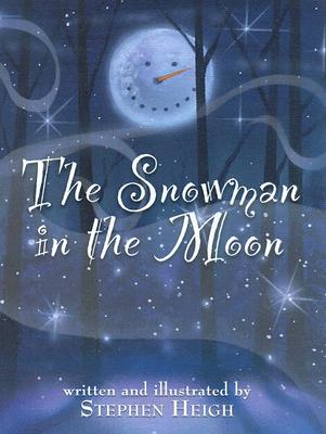 The Snowman in the Moon - Burton, Kevin (Editor)