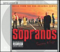 The Sopranos: Peppers & Eggs (Music From the HBO Original Series) - Original Television Soundtrack