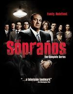 The Sopranos: The Complete Series [28 Discs] [Blu-ray] -