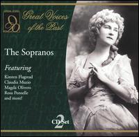 The Sopranos - Ada Sari (soprano); Adelaide Saraceni (soprano); Adelina Patti (soprano); Alba Anzellotti (soprano);...