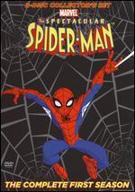 The Spectacular Spider-Man: Season 01