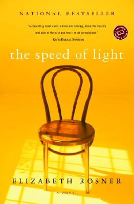 The Speed of Light - Rosner, Elizabeth