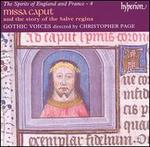 The Spirits of England and France, Vol. 4: Missa Caput and the Story of the Salve Regina