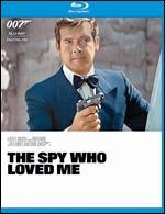 The Spy Who Loved Me: With Movie Money [Blu-ray]