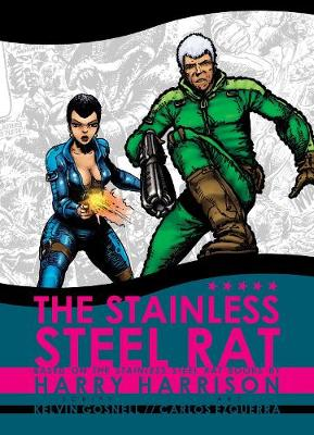 The Stainless Steel Rat - Harrison, Harry, and Gosnell, Kelvin
