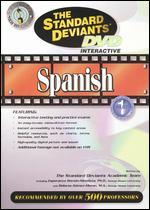 The Standard Deviants: Spanish, Part 1