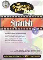 The Standard Deviants: Spanish, Part 1
