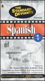 The Standard Deviants: The Salsa-riffic World of Spanish, Vol. 1