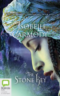 The Stone Key - Carmody, Isobelle (Read by)