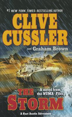 The Storm - Cussler, Clive, and Brown, Graham