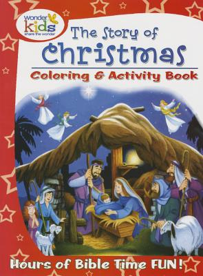 The Story of Christmas Coloring and Activity Book - Concordia Publishing House (Prepared for publication by)