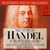 The Story Of Handel - Chicago Chamber Orchestra (chamber ensemble); Dieter Kober (conductor)