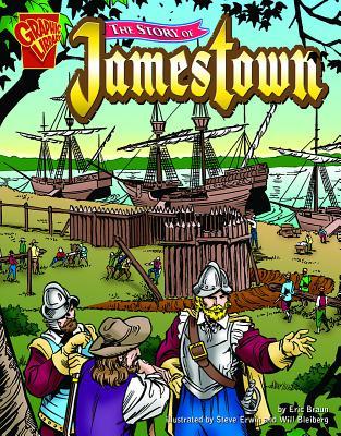The Story of Jamestown - Braun, Eric