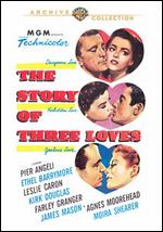 The Story of Three Loves - Gottfried Reinhardt; Vincente Minnelli