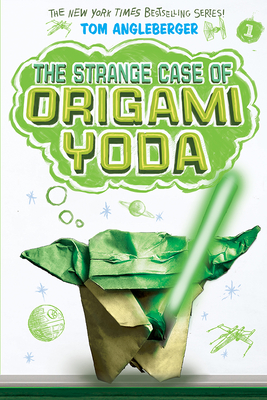 The Strange Case of Origami Yoda - Angleberger, Tom