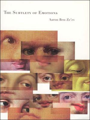 The Subtlety of Emotions - Ben-Ze'ev, Aaron