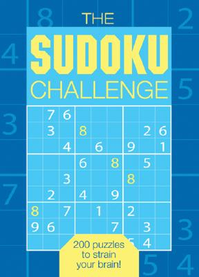 The Sudoku Challenge: 200 Puzzles to Strain Your Brain! - Hamlyn, and Nikoli