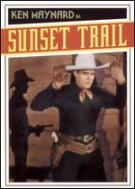 "The Sunset Trail - B. Reeves ""Breezy"" Eason"