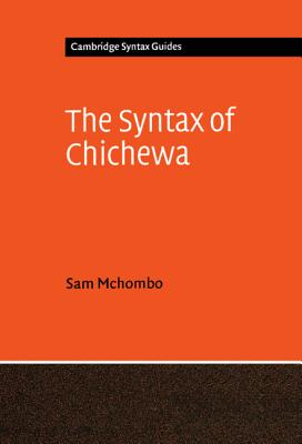The Syntax of Chichewa - McHombo, Sam