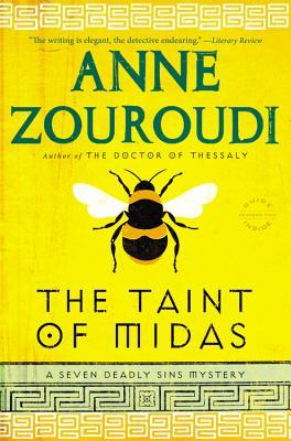 The Taint of Midas - Zouroudi, Anne