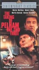 The Taking of Pelham One Two Three [Blu-ray]