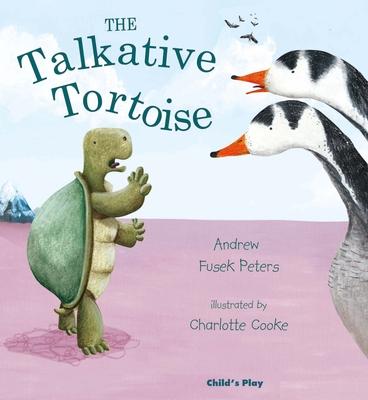The Talkative Tortoise - Fusek Peters, Andrew