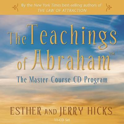The Teachings of Abraham: The Master Course Audio - Hicks, Esther