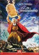 The Ten Commandments [2 Discs]