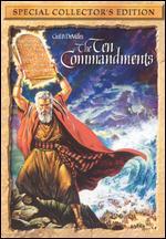 The Ten Commandments [Special Edition] [2 Discs] - Cecil B. DeMille