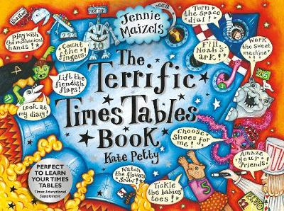 The Terrific Times Tables Book - Petty, Kate