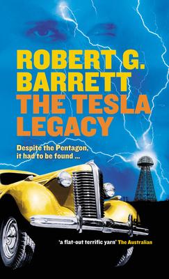 The Tesla Legacy - Barrett, Robert G.