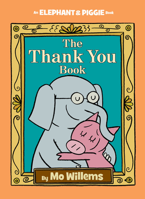 The Thank You Book -