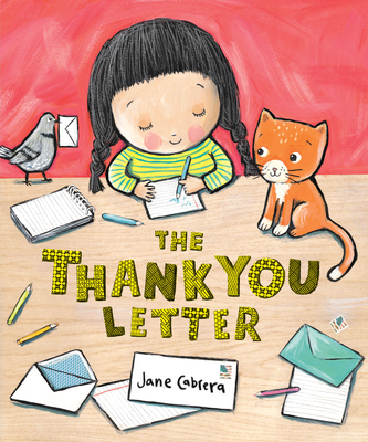 The Thank You Letter - Cabrera, Jane