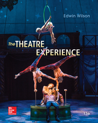 Anthology of living theater book by edwin wilson mr alvin the theatre experience fandeluxe Images