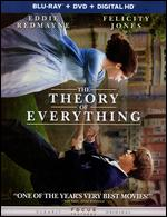 The Theory of Everything [2 Discs] [Includes Digital Copy] [UltraViolet] [Blu-ray/DVD] - James Marsh