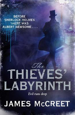 The Thieves' Labyrinth - McCreet, James