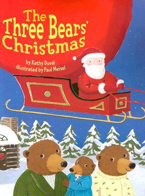 The Three Bears' Christmas - Duval, Kathy