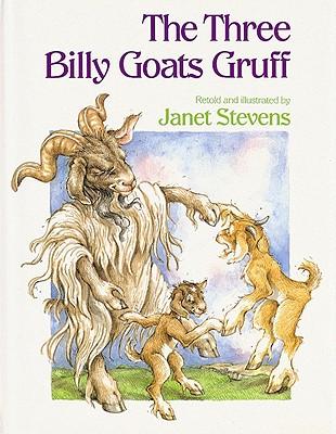 The Three Billy Goats Gruff -