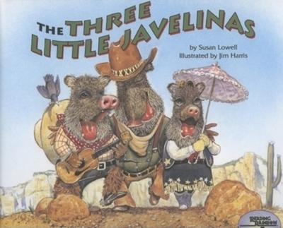 The Three Little Javelinas - Lowell, Susan