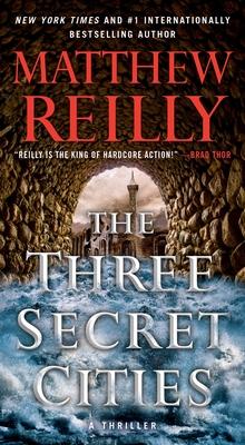 The Three Secret Cities, 5 - Reilly, Matthew