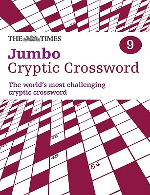 The Times Jumbo Cryptic Crossword - Browne, Richard (Editor)