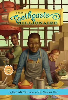 The Toothpaste Millionaire - Merrill, Jean