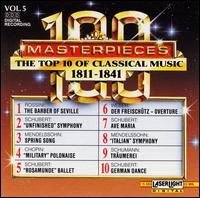 The Top 10 of Classical Music, 1811-1841 - Various Artists