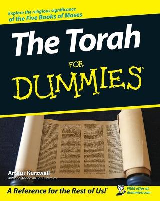 The Torah for Dummies - Kurzweil, Arthur