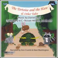 The Tortoise and the Hare & Other Tales - Alexander Bedenko (clarinet); Alexandra Osborne (violin); Alicia Jones (harp); Andrew Cuneo (contrabassoon);...