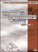 The Transformers: Season 2 - Part 1, Vol. 2