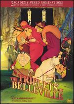 The Triplets of Belleville - Sylvain Chomet