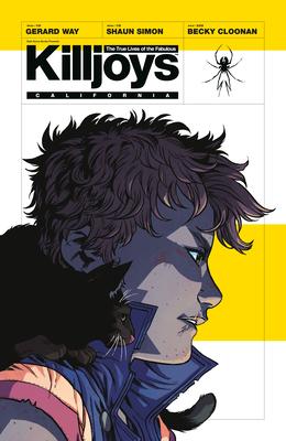The True Lives of the Fabulous Killjoys - Way, Gerard, and Simon, Shaun
