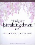 The Twilight Saga: Breaking Dawn - Part 1 [Extended] [Blu-ray] [Includes Digital Copy]