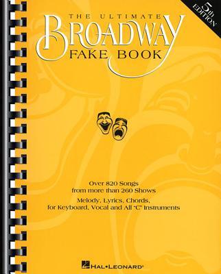 The Ultimate Broadway Fake Book - Hal Leonard Corp (Creator)